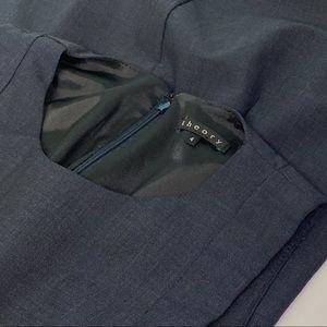 Theory Dresses - Theory Navy Blue Sleeveless Dress